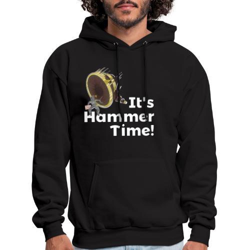 It's Hammer Time - Ban Hammer Variant - Men's Hoodie