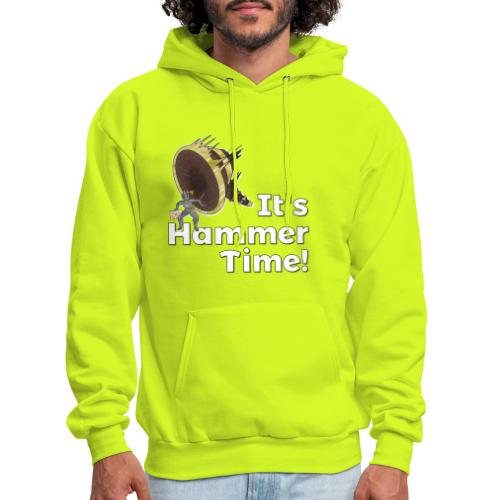 It's Hammer Time - Ban Hammer Variant - Men's Hoodie