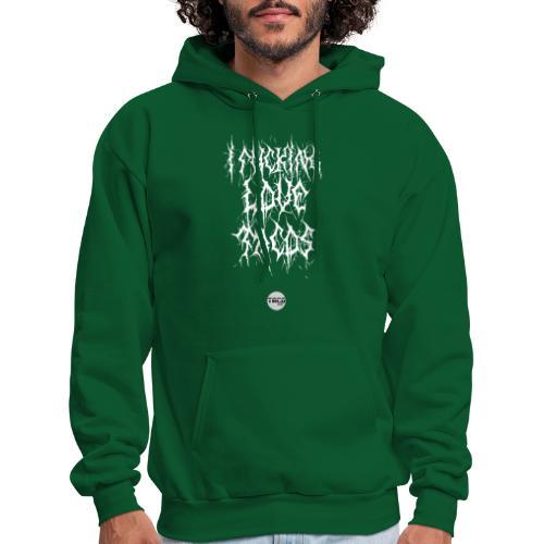 I FUCKING LOVE TACOS - Men's Hoodie