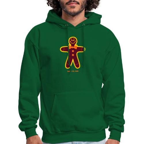Christmas Cookie Man - Men's Hoodie