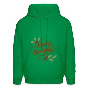 Merry Christmas - Men's Hoodie