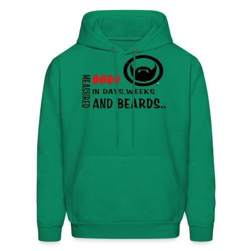 beard - Men's Hoodie
