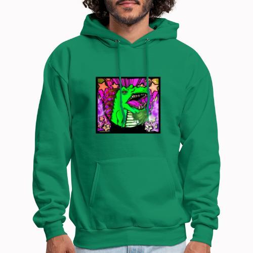 Groovy dragon - Men's Hoodie