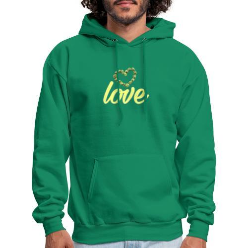 Love buds - Men's Hoodie