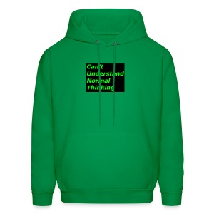 what C*** stands for - Men's Hoodie