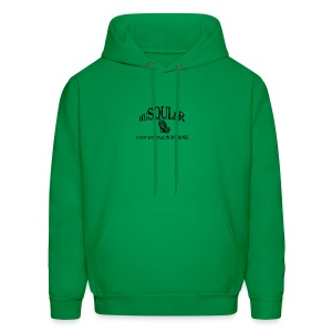 HUSOULER | I GOT HUSTLE IN MY SOUL - Men's Hoodie