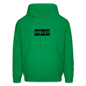 AlexPlaysgames and stuff design - Men's Hoodie