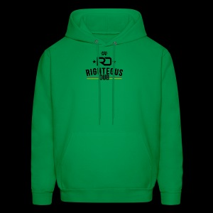 Righteous Dub Logo - Men's Hoodie