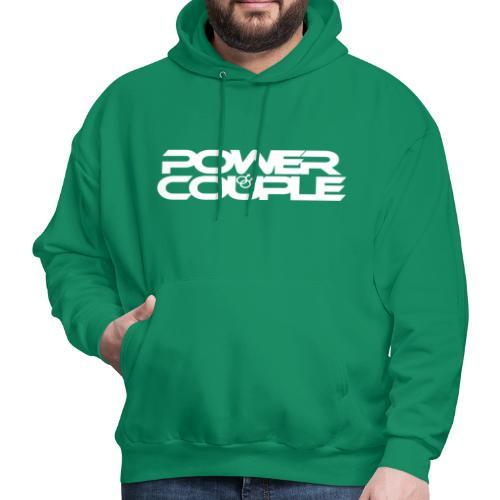 #PowerCouple Male-Male - Men's Hoodie