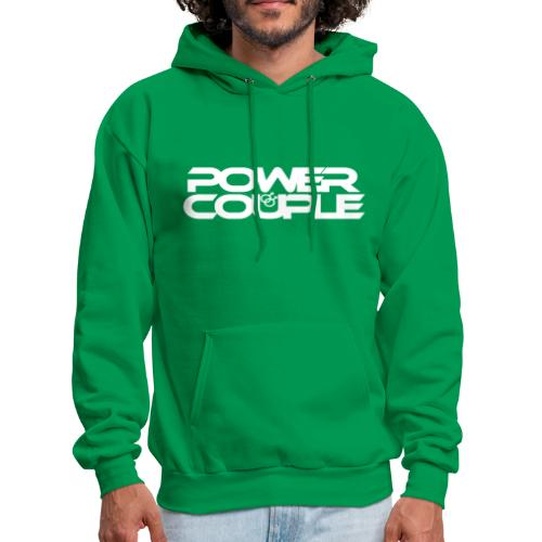 #PowerCouple Male-Male - Men's Hoodie