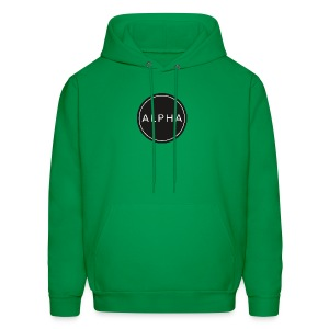 alpha team fitness - Men's Hoodie