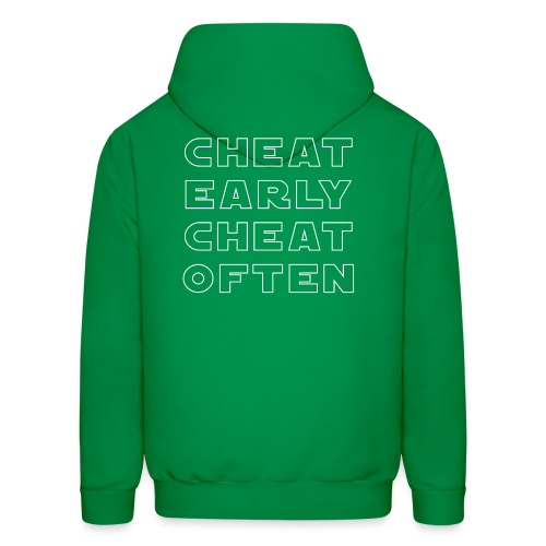 Early and Often - Men's Hoodie
