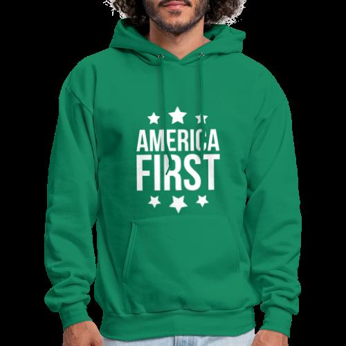 America First - Men's Hoodie