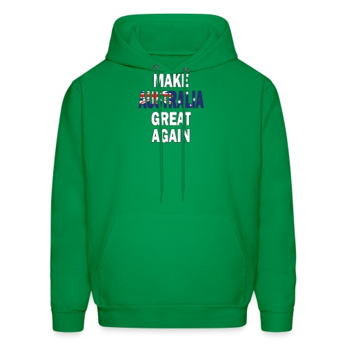 Make Australia Great Again - Men's Hoodie