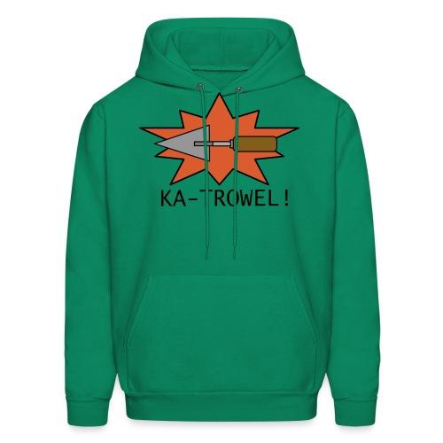 Trowel Power - Men's Hoodie