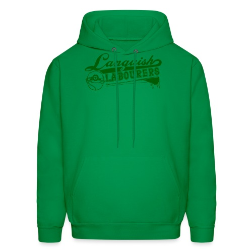Languish Labourer's Baseball - Men's Hoodie