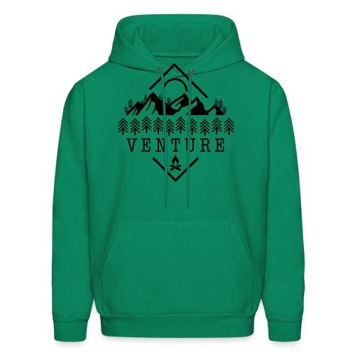 Venture Van Life / Travel Canada / Rocky Mountains - Men's Hoodie