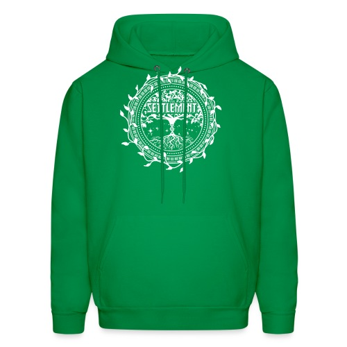 Band Seal (White) | The Settlement - Men's Hoodie