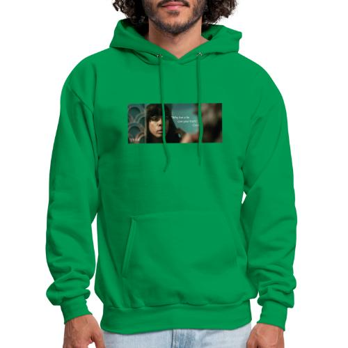 Coco Why Live a Lie - Men's Hoodie