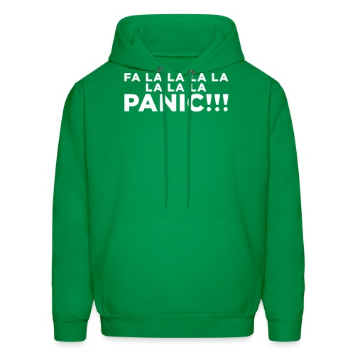 Funny ADHD Panic Attack Quote - Men's Hoodie