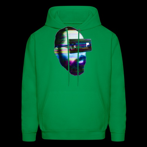 Spaceboy Music - Glitched - Men's Hoodie