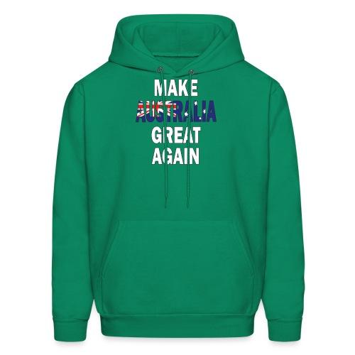 Make Australia Great Again - Men's Hoodie