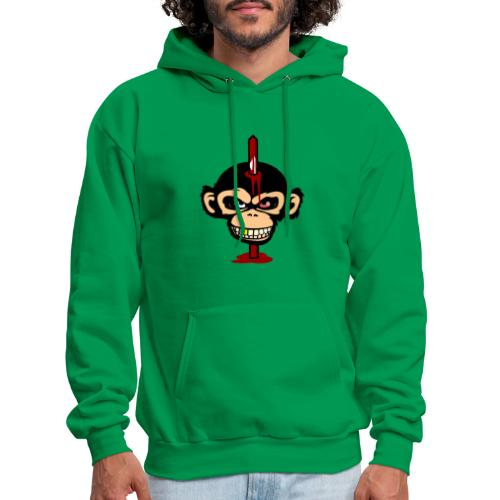 Dead Monkey - Men's Hoodie