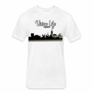 Vision Life V.2 - Fitted Cotton/Poly T-Shirt by Next Level