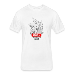 KAI KIDx - Fitted Cotton/Poly T-Shirt by Next Level