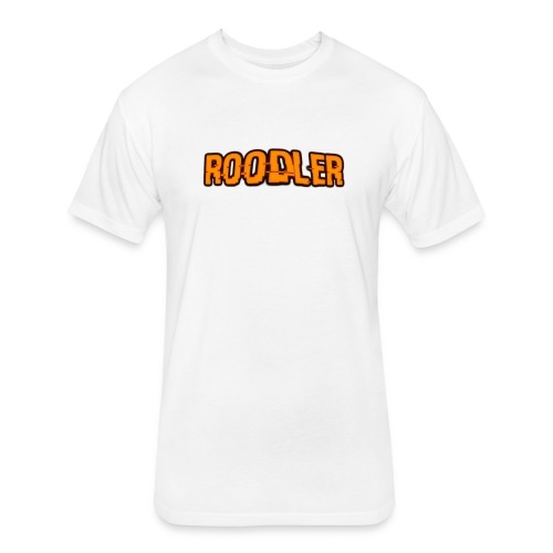 Roodler - Fitted Cotton/Poly T-Shirt by Next Level