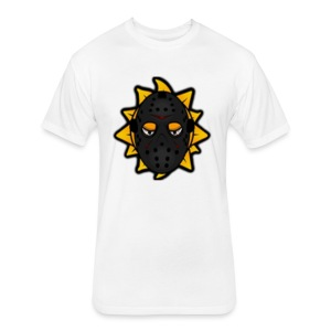 Hip Hop Sun 3 - Fitted Cotton/Poly T-Shirt by Next Level