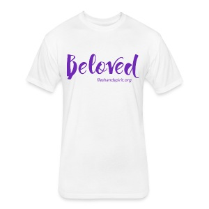beloved t-shirt - Fitted Cotton/Poly T-Shirt by Next Level