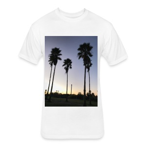 Orlando, FL - Fitted Cotton/Poly T-Shirt by Next Level
