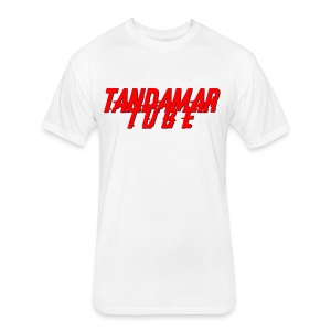 Tandamar Name - Fitted Cotton/Poly T-Shirt by Next Level