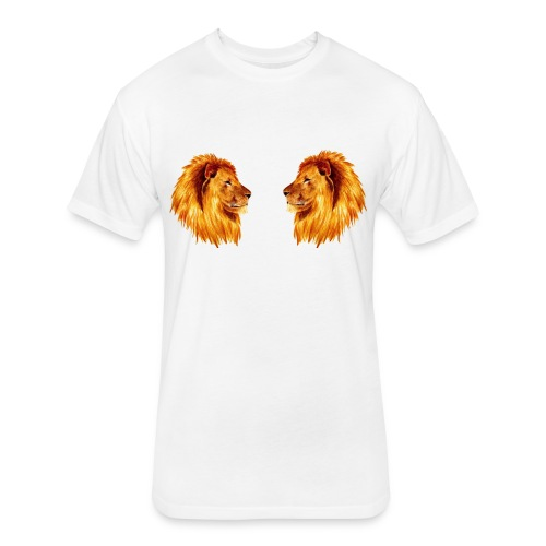 Leo revolution - Fitted Cotton/Poly T-Shirt by Next Level