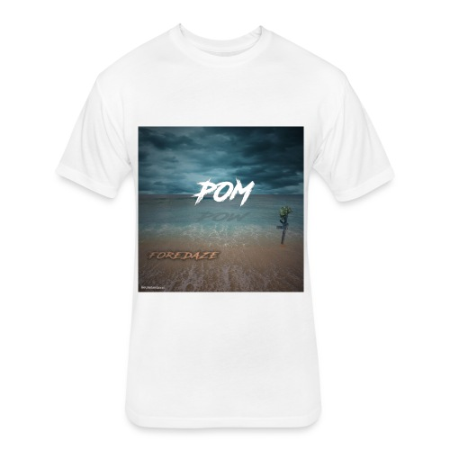 Prisoner of Mind Album - Fitted Cotton/Poly T-Shirt by Next Level