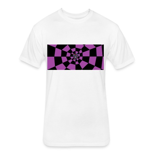 GH - Fitted Cotton/Poly T-Shirt by Next Level