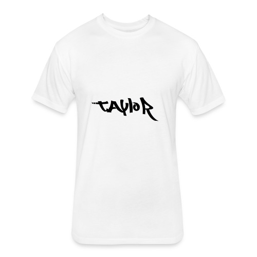 Taylor Shorty ''Original'' - Fitted Cotton/Poly T-Shirt by Next Level