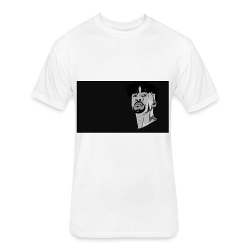 Shottas - Fitted Cotton/Poly T-Shirt by Next Level