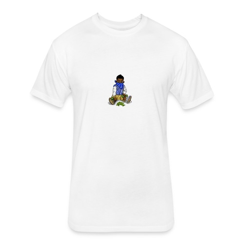 ProblemChild - Fitted Cotton/Poly T-Shirt by Next Level