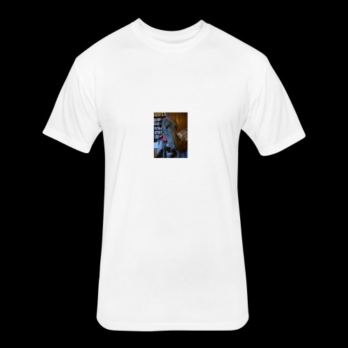 Cecil - Fitted Cotton/Poly T-Shirt by Next Level