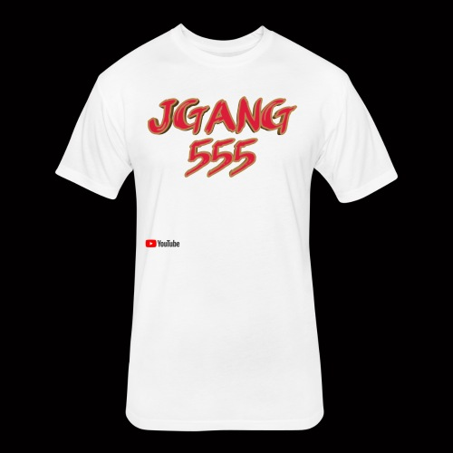 JGANG 555 [the come back] - Fitted Cotton/Poly T-Shirt by Next Level