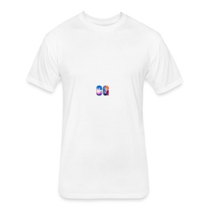 CG_Logo - Fitted Cotton/Poly T-Shirt by Next Level