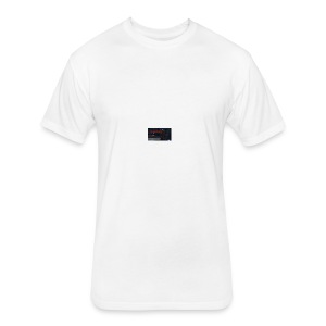 quickshot mug - Fitted Cotton/Poly T-Shirt by Next Level