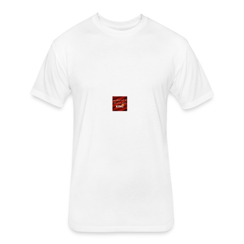 17CACEA1 E877 4EF5 AA75 E1C663B9DA71 - Fitted Cotton/Poly T-Shirt by Next Level