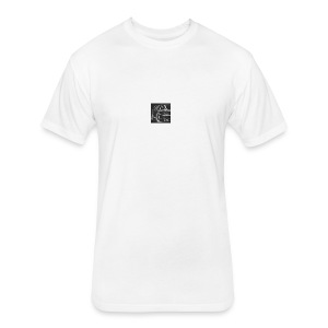 supra - Fitted Cotton/Poly T-Shirt by Next Level