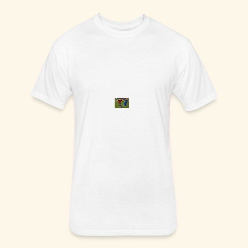 thrf - Fitted Cotton/Poly T-Shirt by Next Level