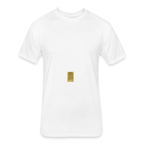 boom - Fitted Cotton/Poly T-Shirt by Next Level