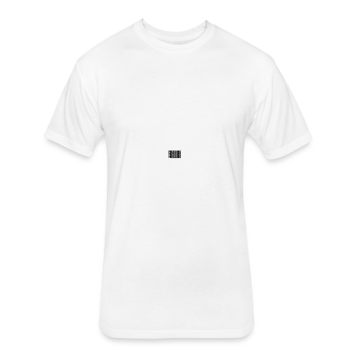 PRESSURE - Fitted Cotton/Poly T-Shirt by Next Level