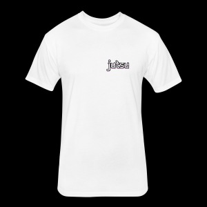 jutsu OG tee - Fitted Cotton/Poly T-Shirt by Next Level